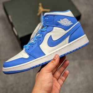 Air Jordan 1 North Carolina Blue